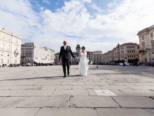 Il matrimonio di Andrea e Virginia a Trieste, Trieste 26