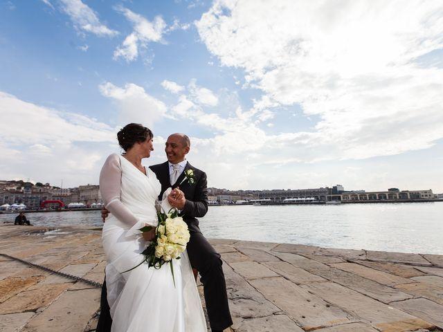 Il matrimonio di Andrea e Virginia a Trieste, Trieste 27