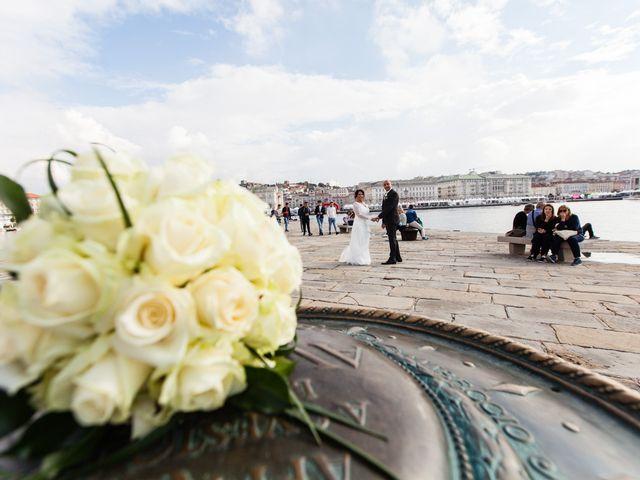 Il matrimonio di Andrea e Virginia a Trieste, Trieste 30