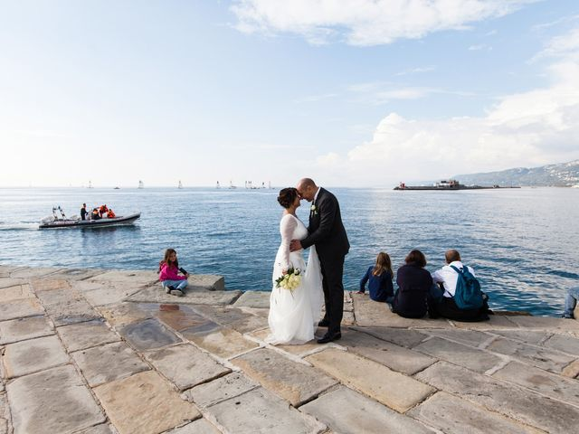Il matrimonio di Andrea e Virginia a Trieste, Trieste 31