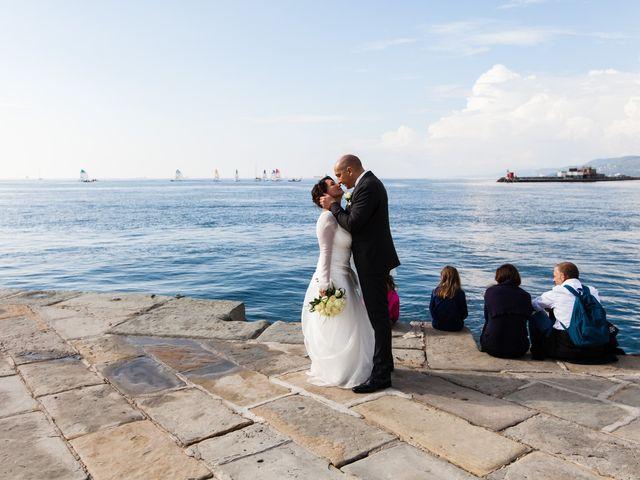 Il matrimonio di Andrea e Virginia a Trieste, Trieste 32