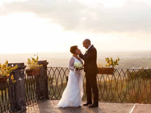 Le nozze di Virginia e Andrea