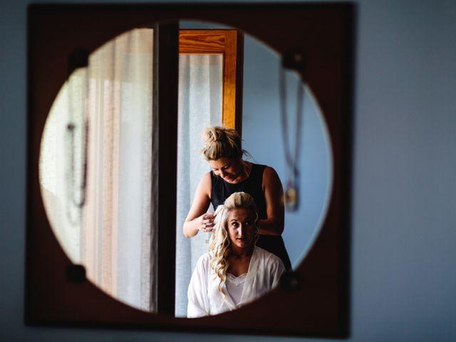 Il matrimonio di Giulio e Erika a Ragogna, Udine 64