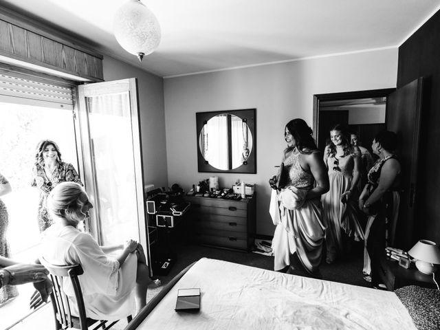 Il matrimonio di Giulio e Erika a Ragogna, Udine 71