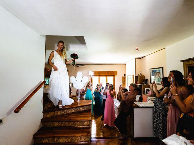 Il matrimonio di Giulio e Erika a Ragogna, Udine 100