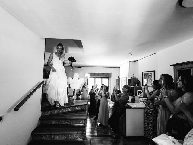 Il matrimonio di Giulio e Erika a Ragogna, Udine 101