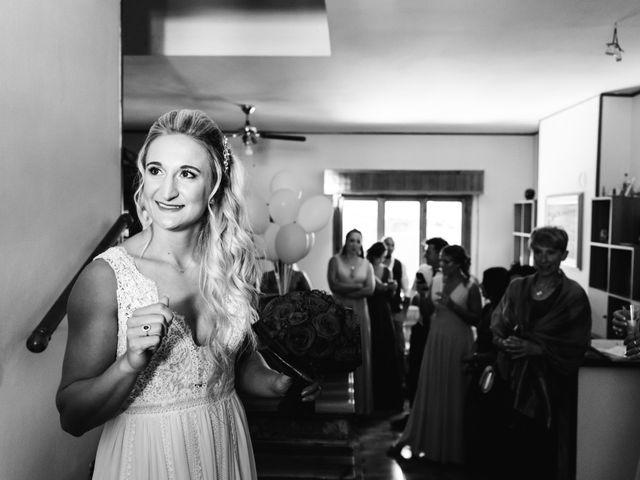 Il matrimonio di Giulio e Erika a Ragogna, Udine 103