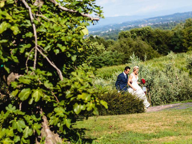 Il matrimonio di Giulio e Erika a Ragogna, Udine 120