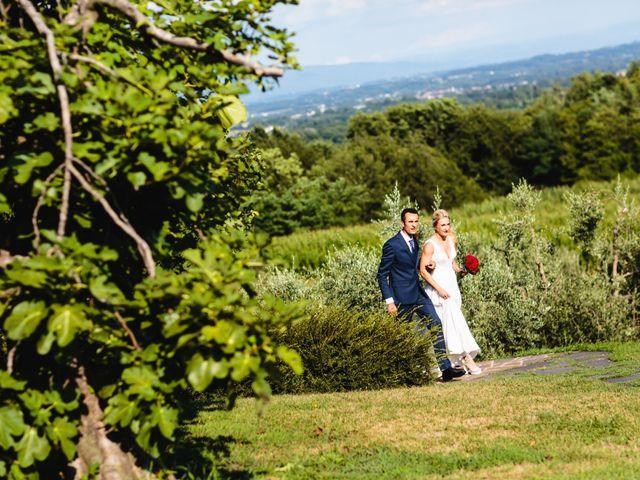 Il matrimonio di Giulio e Erika a Ragogna, Udine 121