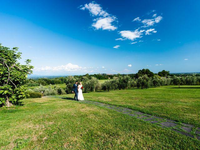 Il matrimonio di Giulio e Erika a Ragogna, Udine 127