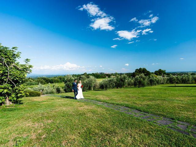 Il matrimonio di Giulio e Erika a Ragogna, Udine 128