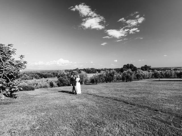 Il matrimonio di Giulio e Erika a Ragogna, Udine 129