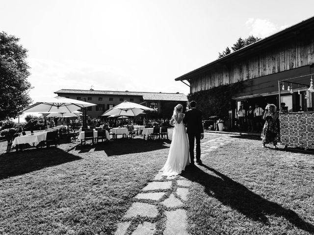 Il matrimonio di Giulio e Erika a Ragogna, Udine 130
