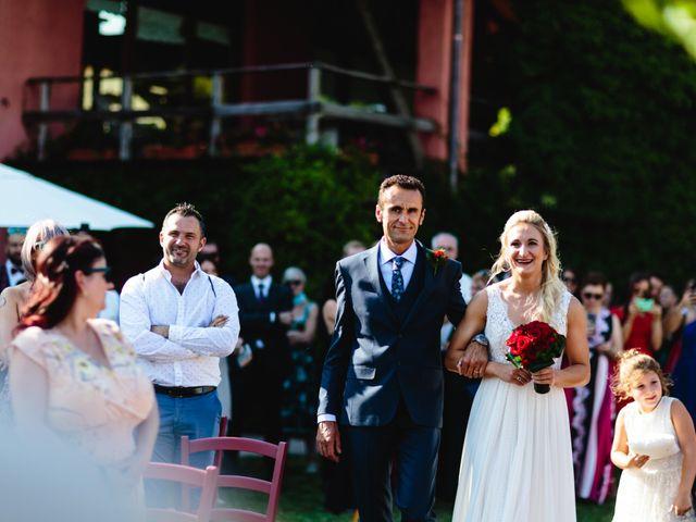 Il matrimonio di Giulio e Erika a Ragogna, Udine 131