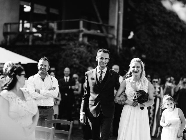 Il matrimonio di Giulio e Erika a Ragogna, Udine 132