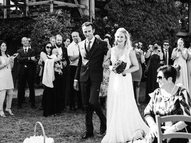 Il matrimonio di Giulio e Erika a Ragogna, Udine 134