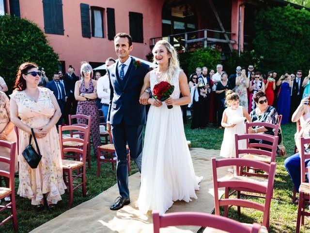 Il matrimonio di Giulio e Erika a Ragogna, Udine 135