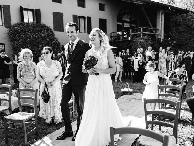 Il matrimonio di Giulio e Erika a Ragogna, Udine 136