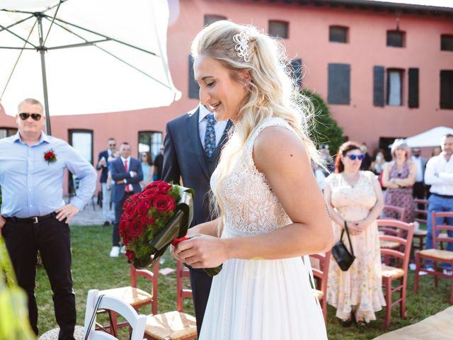 Il matrimonio di Giulio e Erika a Ragogna, Udine 141