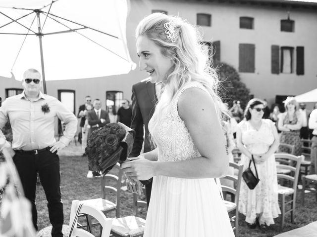 Il matrimonio di Giulio e Erika a Ragogna, Udine 142