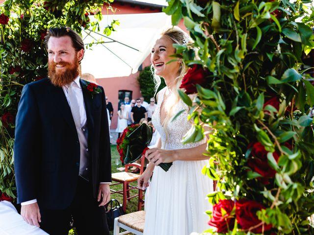 Il matrimonio di Giulio e Erika a Ragogna, Udine 143