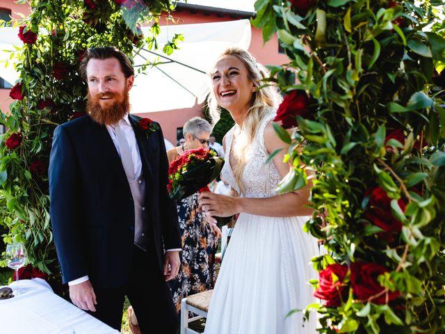 Il matrimonio di Giulio e Erika a Ragogna, Udine 149