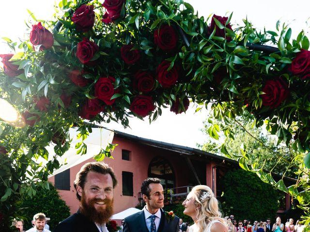 Il matrimonio di Giulio e Erika a Ragogna, Udine 150