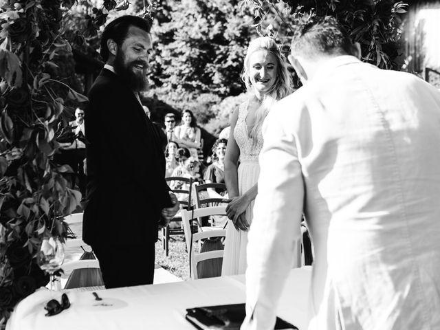 Il matrimonio di Giulio e Erika a Ragogna, Udine 154