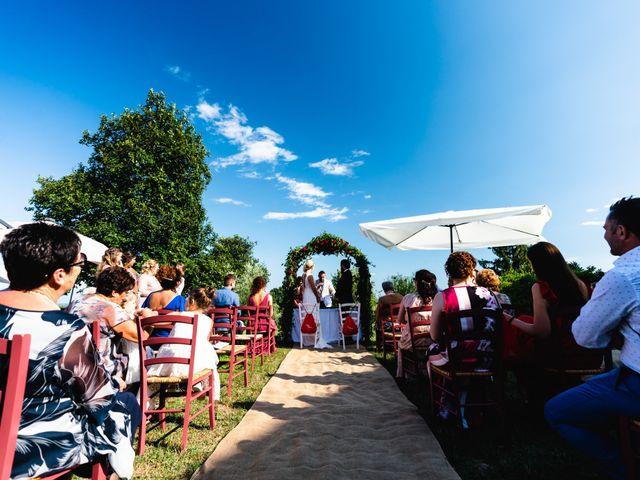 Il matrimonio di Giulio e Erika a Ragogna, Udine 155