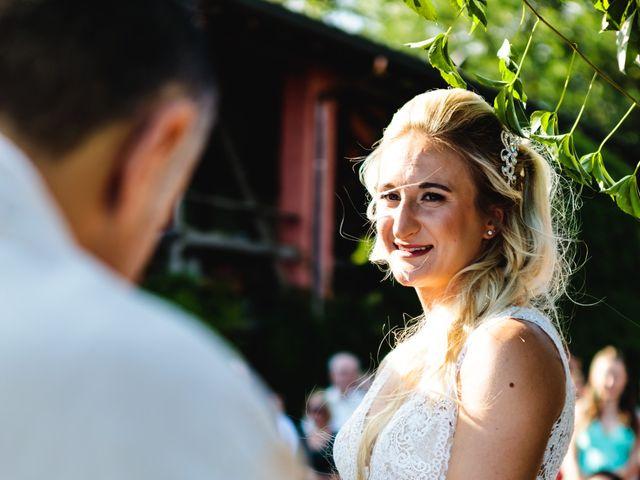 Il matrimonio di Giulio e Erika a Ragogna, Udine 174
