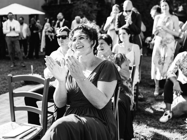 Il matrimonio di Giulio e Erika a Ragogna, Udine 194