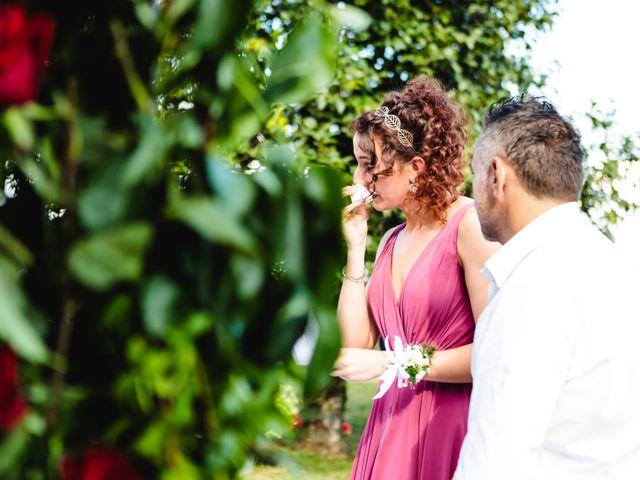 Il matrimonio di Giulio e Erika a Ragogna, Udine 200