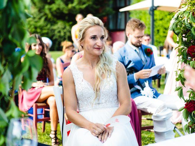 Il matrimonio di Giulio e Erika a Ragogna, Udine 201