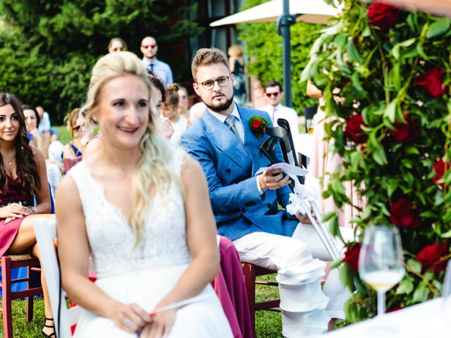Il matrimonio di Giulio e Erika a Ragogna, Udine 204