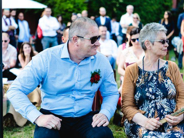 Il matrimonio di Giulio e Erika a Ragogna, Udine 205