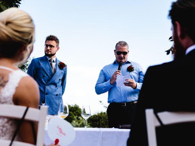 Il matrimonio di Giulio e Erika a Ragogna, Udine 209
