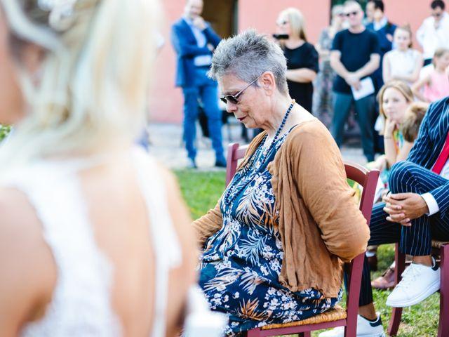Il matrimonio di Giulio e Erika a Ragogna, Udine 213