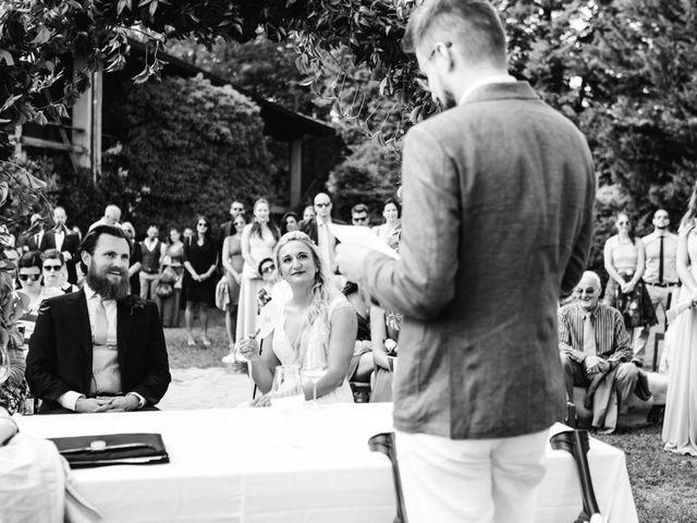 Il matrimonio di Giulio e Erika a Ragogna, Udine 218