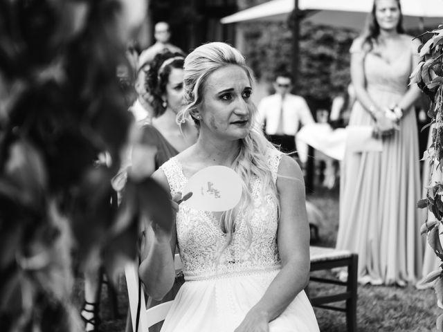 Il matrimonio di Giulio e Erika a Ragogna, Udine 221