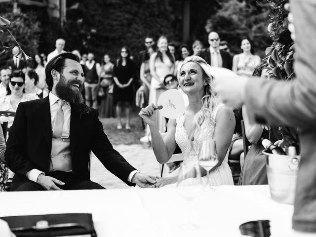 Il matrimonio di Giulio e Erika a Ragogna, Udine 230
