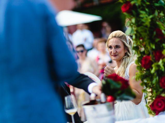 Il matrimonio di Giulio e Erika a Ragogna, Udine 235