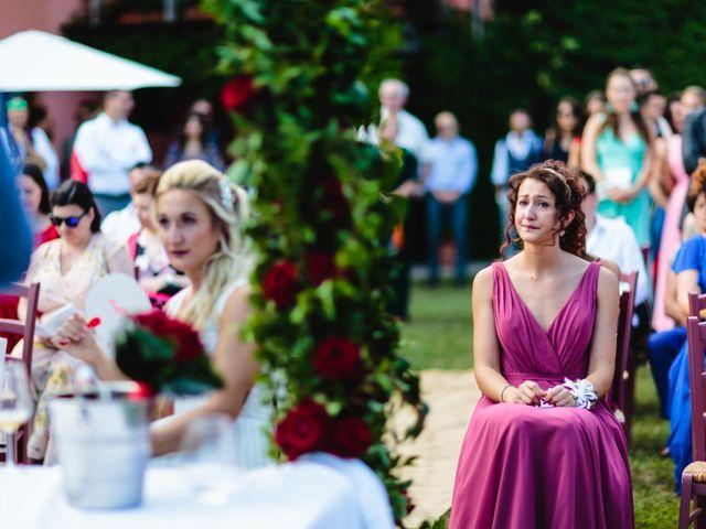 Il matrimonio di Giulio e Erika a Ragogna, Udine 237