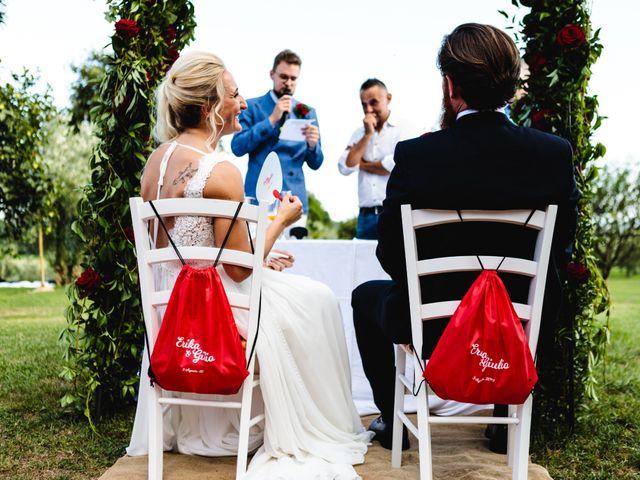 Il matrimonio di Giulio e Erika a Ragogna, Udine 239