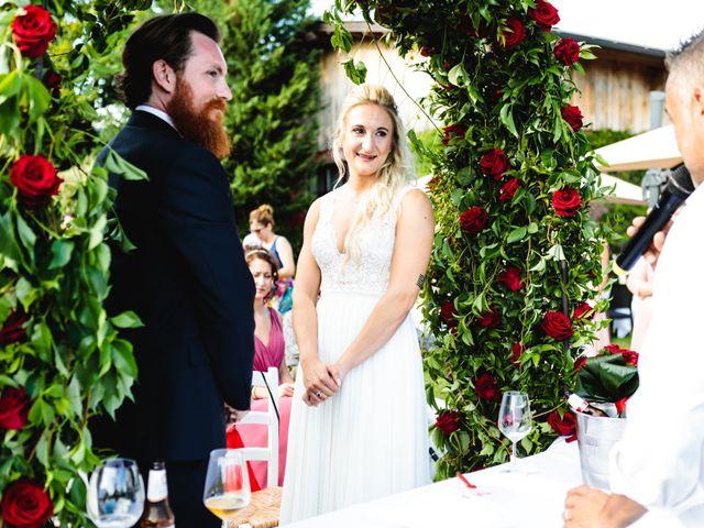 Il matrimonio di Giulio e Erika a Ragogna, Udine 242