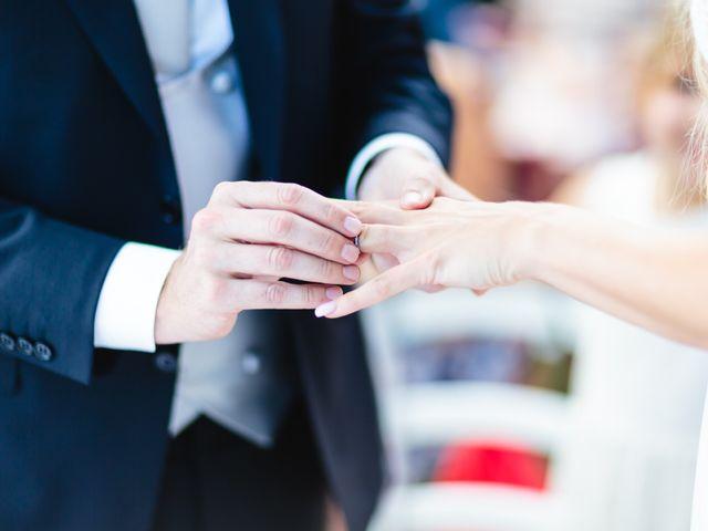 Il matrimonio di Giulio e Erika a Ragogna, Udine 245