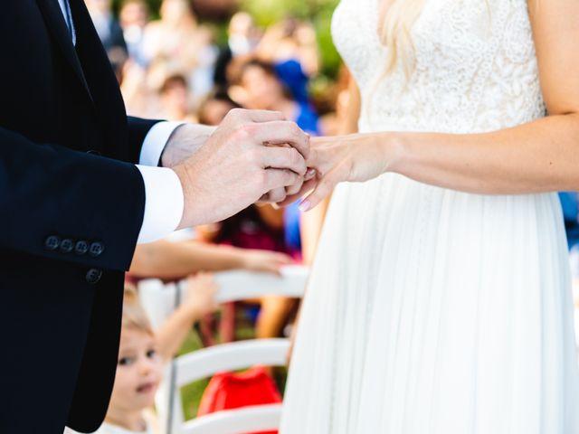 Il matrimonio di Giulio e Erika a Ragogna, Udine 249