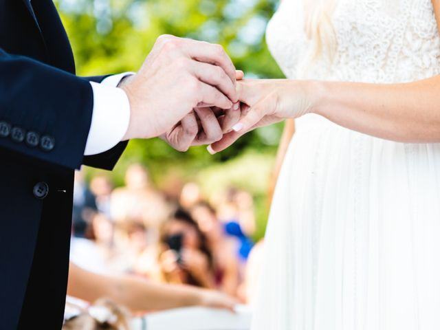 Il matrimonio di Giulio e Erika a Ragogna, Udine 250