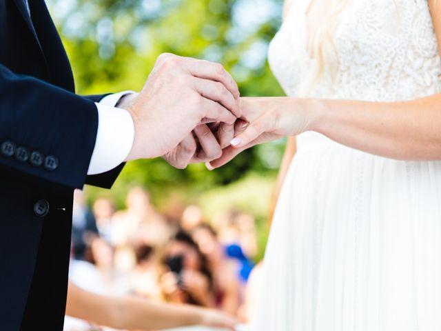 Il matrimonio di Giulio e Erika a Ragogna, Udine 251