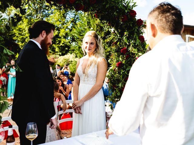 Il matrimonio di Giulio e Erika a Ragogna, Udine 254