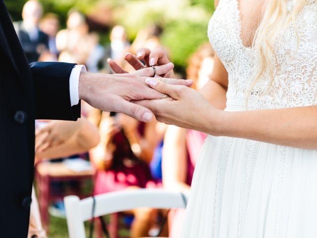 Il matrimonio di Giulio e Erika a Ragogna, Udine 266